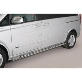 Sidebars   Design Steps voor Mercedes - Vito BJ: na 2010-