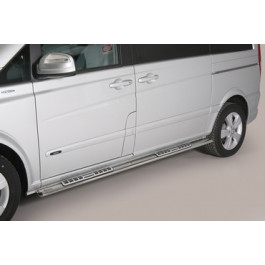 Sidebars   Design Steps voor Mercedes - Viano BJ: na 2010-