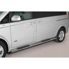 Sidebars | Design met normal steps voor Mercedes - Vito BJ: na 2010-