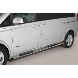 Sidebars | Design met normal steps voor Mercedes - Viano BJ: na 2010-