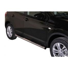 Sidebars Met Steps voor Nissan  - QashQai BJ: 2010-2013