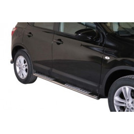 Sidebars   Design Steps voor Nissan  - QashQai BJ: 2010-2013