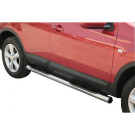 Sidebars  voor Nissan  - QashQai BJ: 2007-2010
