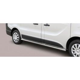Sidebars  voor Opel - Vivaro BJ: na 2014-