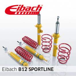 Eibach B12 Sportline E95-85-014-07-22 voor Volkswagen - Golf Plus (5M1, 521) - 1.6 FSI Automaat - 01.05 - 05.08