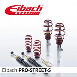 Eibach Pro-Street-S PSS65-85-001-03-22 voor Volkswagen - Bora (1J2) - 1.4 16V, 1.6, 1.6 16V, 1.6 FSI, 1.8, 1.8 T, 2.0, 2.3 V5, 1.9 SDI, 1.9 TDI - 10.98 - 09.05