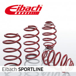 Eibach Sportline E20-79-010-01-22 voor Skoda - Octavia (5E3) - 2.0 TSI RS - 11.12 -