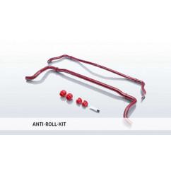 Eibach Anti-Roll-Kit E40-15-021-01-11 voor AUDI - A3 Cabriolet (8P7) - 1.4 TFSI, 1.8 TFSI, 1.6 TDI, 2.0 TDI - 10.13 -