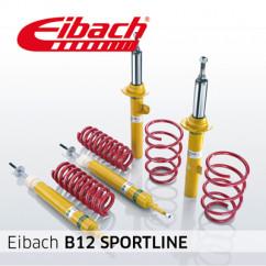 Eibach B12 Sportline E95-85-015-02-22 voor Volkswagen - Jetta III (1K2) - 2.0 FSI, 2.0 TFSI, 1.9 TDI, 2.0 TDI, 2.0 TDI 16V - 08.05 - 10.10