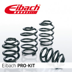 Eibach Pro-Kit E10-85-039-05-22 voor Volkswagen - Beetle Cabriolet (5C7) - 1.2 TSI - 12.12 -