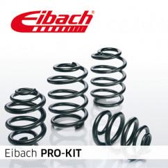 Eibach Pro-Kit E10-79-010-01-22 voor Volkswagen - Golf Sportsvan - 1.2 TSI, 1.4 TSI, 1.4 TSI Multi-Fuel - 02.14 -