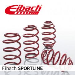 Eibach Sportline E20-15-021-01-22 voor AUDI - A3 Sportback (8VA) - 1.2 TFSI, 1.4 TFSI, 1.8 TFSI, 1.6 TDI, 2.0 TDI - 09.12 -