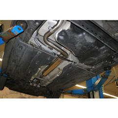FOX Voordemper SE042120-VSD voor Seat - Leon 5F ST - Met Starre achteras: 1.2l 63/77kW  1.4l 90/103kW  1.8l 132kW -